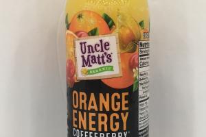 Orange Energy, Orange Juice Beverage