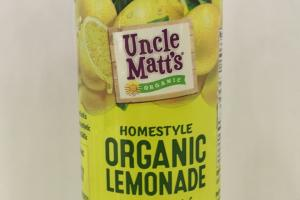 Organic Lemonade Juice