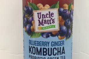 Kombucha Probiotic Green Tea