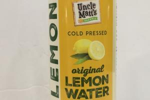 Original Lemon Water
