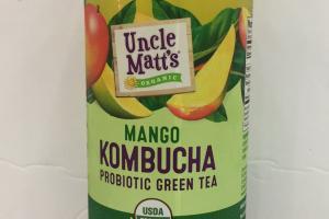 Mango Kombucha Green Tea