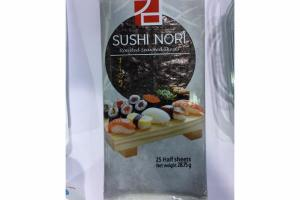 SUSHI NORI ROASTED SEAWEED SHEETS