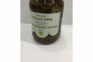NATURAL SWEET GOURMET PICKLES