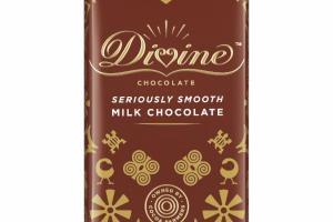 SERIOUSLY SMOOTH MILK CHOCOLATE