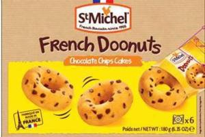 FRENCH DOONUTS CHOCOLATE CHIP CAKES