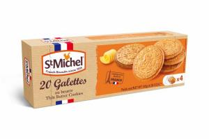 20 GALETTES THIN BUTTER COOKIES