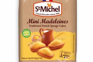 MINI MADELEINES TRADITIONAL FRENCH SPONGE CAKES