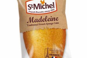 MADELEINE TRADITIONAL FRENCH SPONGE CAKE