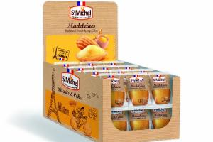 MADELEINES TRADITIONAL FRENCH SPONGE CAKES