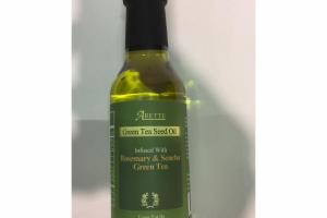 INFUSED WITH ROSEMARY & SENCHA GREEN TEA SEED OIL
