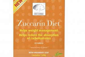 ZUCCARIN DIET WITH MULBERRY LEAF DIETARY SUPPLEMENT TABLETS