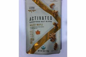 MALTED MAPLE ACTIVATED SUPERFOOD NUT BLEND
