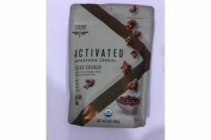CACAO CRUNCH ACTIVATED SUPERFOOD CEREAL