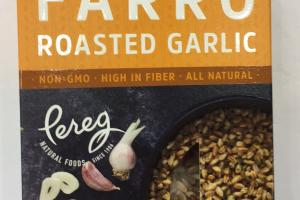 Farro Roasted Garlic