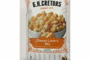 CHEESE LOVERS MIX FLOVORED POPPED CORN