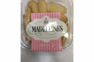 BUTTERY SOFT & SUBTLY SWEET MADELEINES