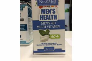 MEN'S 40+ MULTI VITAMIN DIETARY SUPPLEMENT