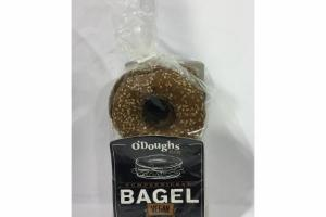 GLUTEN FREE PUMPERNICKEL BAGEL