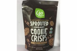 CHOCO CRUNCH SPROUTED ORGANIC COOKIE CRISPS