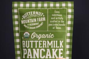 ORGANIC BUTTERMILK PANCAKE MIX