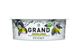 CREAMY LEMON PLANT-BASED YOGURT ALTERNATIVE