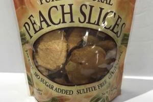 PURE & NATURAL PEACH SLICES