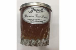 BRANDIED PEAR PRESERVE