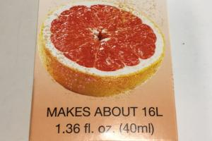 Grapefruit Drops
