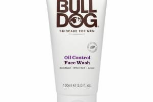 OIL CONTROL FACE WASH SKINCARE FOR MEN
