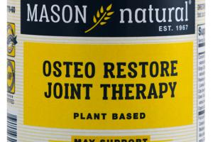 Osteo Restore Joint Therapy Dietary Supplement