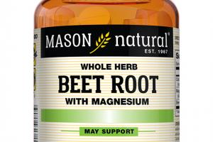 WHOLE HERB BEET ROOT WITH MAGNESIUM DIETARY SUPPLEMENT TABLETS