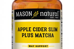 APPLE CIDER SLIM PLUS MATCHA DIETARY SUPPLEMENT TABLETS