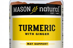 TURMERIC WITH GINGER MAY SUPPORT GENERAL HEALTH DIETARY SUPPLEMENT GUMMIES