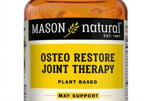 OSTEO RESTORE JOINT THERAPY DIETARY SUPPLEMENT CAPSULES