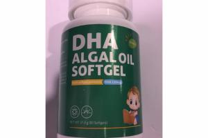 DHA ALGAL OIL SOFTGEL