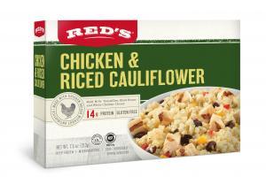 Chicken & Riced Cauliflower