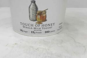 TOUCH OF HONEY WHOLE-MILK YOGURT
