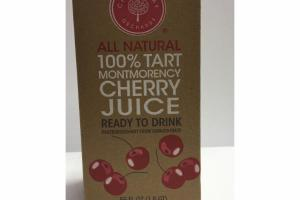 100% TART MONTMORENCY CHERRY JUICE
