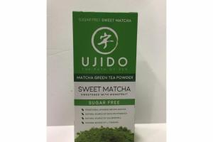 SWEET MATCHA GREEN TEA POWDER