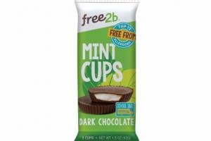 MINT CUPS DARK CHOCOLATE