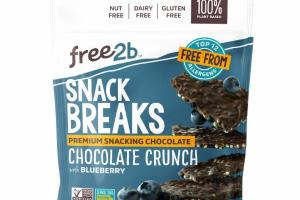 CHOCOLATE CRUNCH WITH BLUEBERRY SNACK BREAKS