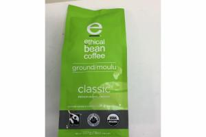 CLASSIC MEDIUM ROAST GROUND ARABICA COFFEE