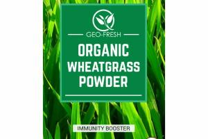 ORGANIC IMMUNITY BOOSTER WHEATGRASS POWDER