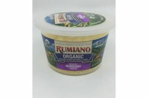 ORGANIC GRATED ROMANO CHEESE