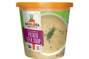ORGANIC POTATO LEEK SOUP