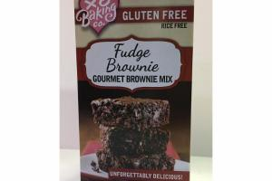 FUDGE BROWNIE GOURMET BROWNIE MX