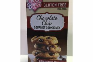 CHOCOLATE CHIP GOURMET COOKIE MIX