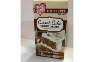CARROT CAKE GOURMET CAKE MIX