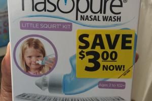 Nasal Wash Little Squirt Kit