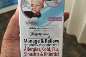 Nasal Wash Little Sampler Kit